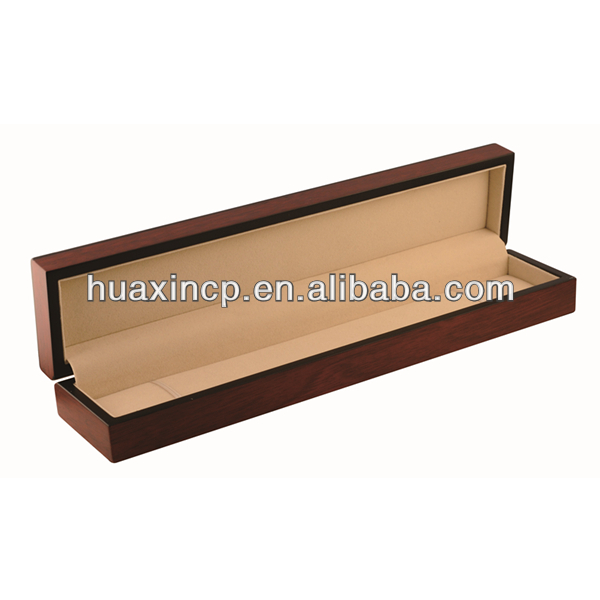 M-014 Guangzhou wholesale wood custom jewelry box