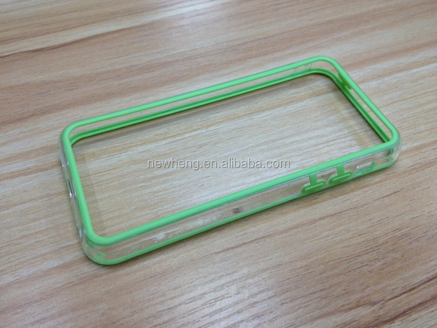 soft mobile phone border for iphone5 for iphone covers border