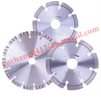 sandstone diamond saw blade