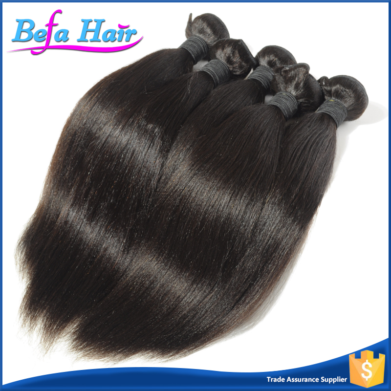brazilian virgin human hair beautiful mink yaki weave hair
