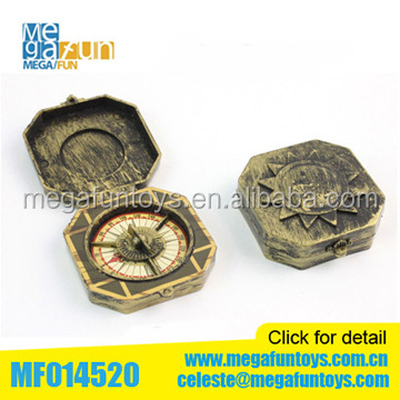 Plastic Pirates toys of Caribbean Pirate toy Plastic toy compass