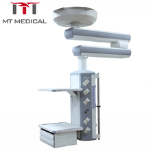 Medical equipment Surgery ceiling pendant double arm medical pendant electrical tower crane