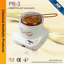 Hot selling PB-3 paraffin wax facial beauty warmer beauty machine