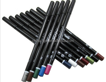 Menow P08005 Pro makeup Color Cosmetic wooden lip and eye pencil