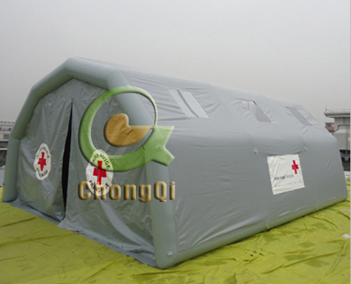 Conveniencia la carpa medicas inflables carpa hinchable