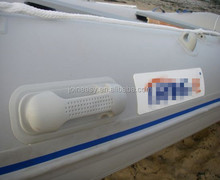 Inflatable dinghy plastic fittings Boat handle High quality plastic grip handle