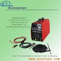 WS 250 longevity inverter tig welder