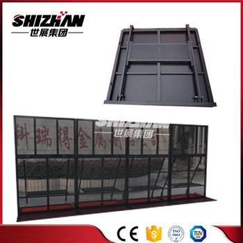 Factory supply expandable barrier/safety roller barrier/queue barrier
