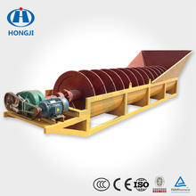 New type best selling mining stone washing machine screw ore sand washer machine Certified by CE ISO9001:2008