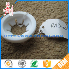Natural plastic useful ptfe envelope gasket for sealing