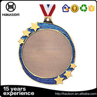 Double color plating duel gold copper blank medallion medaille of honor congressional definition meaning of medal
