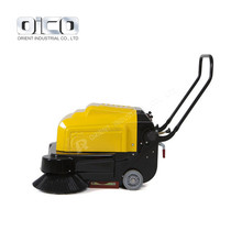 China Floor Cleaning Machine, Hand Sweeper