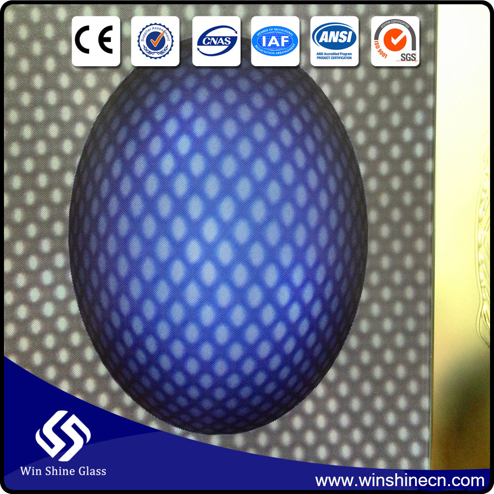 High Quality Glass Wall Decorative Panels Curtain Walls Decorative 3d glass wall panel 12v led cct glass panel