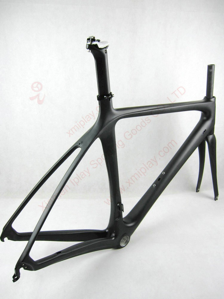 carbon fiber bicycle frameset,best carbon fiber road bicycle frame,Toray T800 carbon fiber bicycle frame