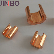 Earthing Wires Connection Cable Joint Clamp C shaped