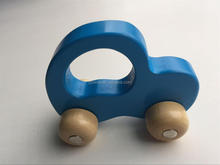 High Quantity Wooden Mini car