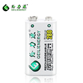 Geilienergy strong Voltage best 280mah 9v nimh rechargeable battery for toy