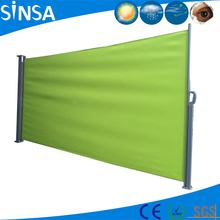 China Factory Customed half cassette side awning