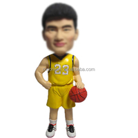 Bobblehead, custom bobblehead personalized from photo, customized Birthday gift- Basketball 2, bobble head, valentine's day