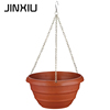 baskets wholesale hanging flower outdoor planting pot plastic