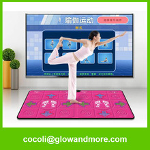 Non-slip Double /Twin TV Dance Mat dance pad for pc