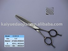 Hairdressing thinning scissors chunky teeth scissors