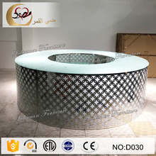 restaurant bar counters stainless steel metal tables for sale