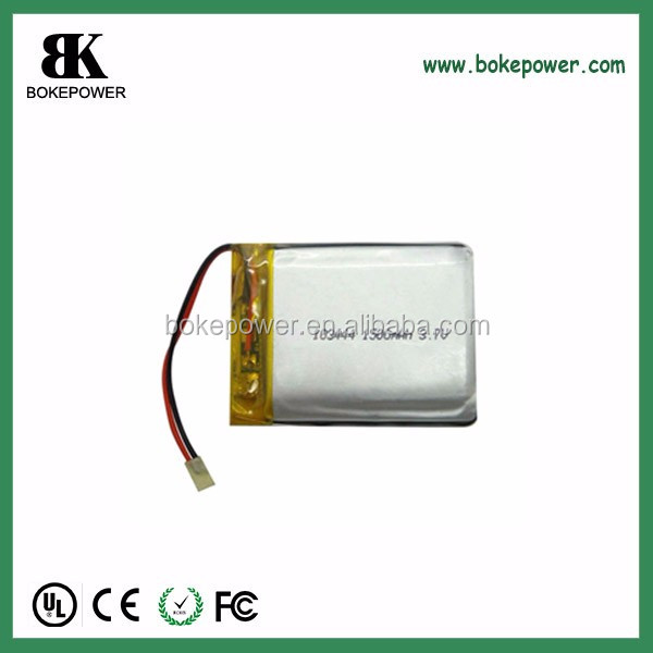 503046 650mah 3.7V lithium battery cells lithium nickel manganese cobalt oxide battery