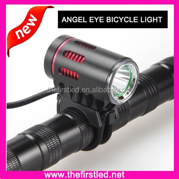 JEXREE B-15 10W 800LM CREE XML T6 Aluminum <strong>LED</strong> <strong>Bicycle</strong> <strong>Light</strong> With 4400MAH battery