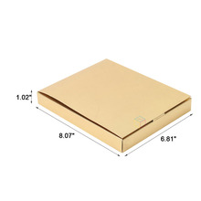 book shaped gift matt lamination paper box for cookies