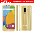 New Product 5.7 Inch 18:9 Full Screen Quad Core 8.0MP Camera Fingerprint Unlock Android Smartphone OALE X4