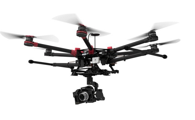 DJI Spreading Wings S900 Octocopter Premium Edition