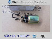 NEW FAW TRUCK PARTS QDJ1338 Traction relay 12V