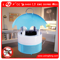 fan led insect killer LED fan mosquito trap mosquitoes lamp for home use