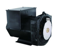 Low Speed 380V Three Phase Alternator Gasoline Generator
