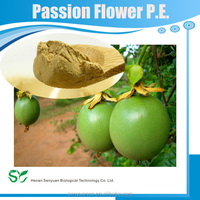 Food additive passion flower extract powder