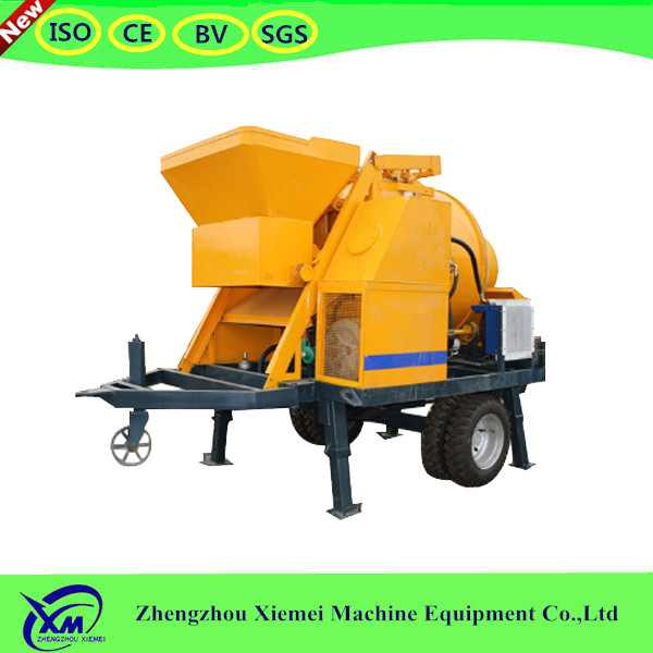 C3 Small mobile Concrete Mixer pump for sale