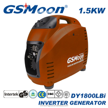 1.5kva 4-Stroke EPA Approved Standby Portable Power Shopping Mall Gasoline Inverter Generators