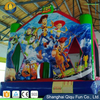 Good Quality Plato PVC Material Inflatable