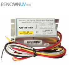 12v dc UV lamp electronic ballast 15W
