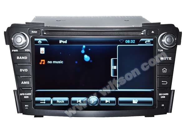 WITSON ANDROID 4.4 FOR HYUNDAI I40 CAR DVD GPS NAVIGATION WITH 1.6GHZ FREQUENCY A8 DUAL CORE CHIPSET BLUETOOTH