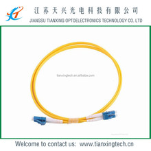 single mode lc duplex optical patch cord