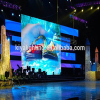 Christmas p4 indoor full color led display screen