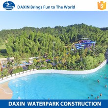 DAXIN Guangdong Wave Pool Arizona Water Park Attractions