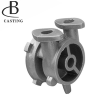 Oem Service Heavy Machine Part Steel Investment Precision Casting foundry