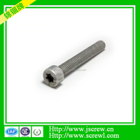 Anodized aluminum screw socket head cap screw