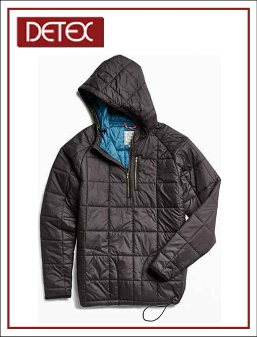 Mens Outdoor Foldable Waterproof Ultralight Down Jacket for the Winter