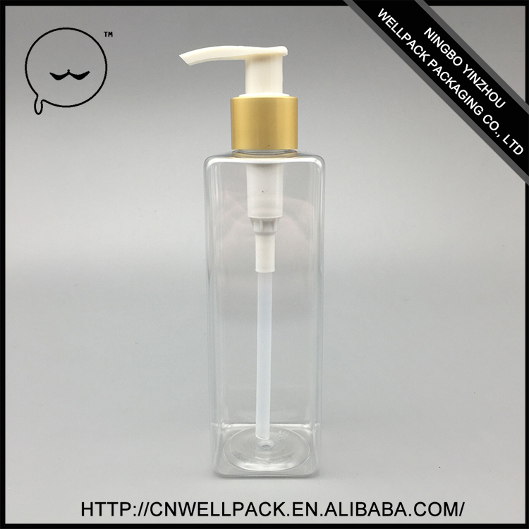 250ML Wellpack PET Bottle cosmetic bottles Suppliers