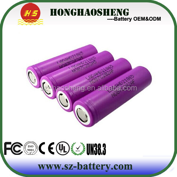 18650 DIY battery pack factory directly supply vape tank battery