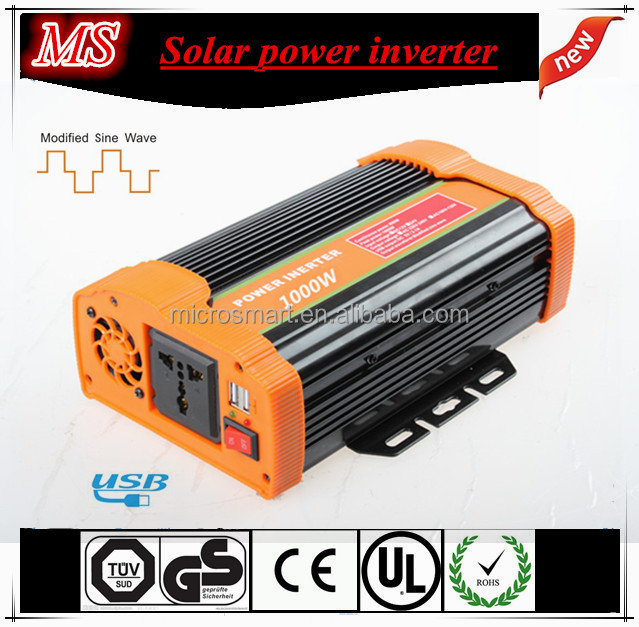 DC to AC 3 phase power inverter dc12V to ac 220v